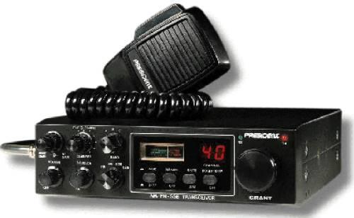 Grant President CB rádió