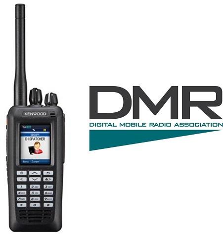 DMR rádió